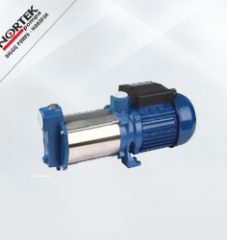 MULTISTAGE HORIZONTAL PUMPS